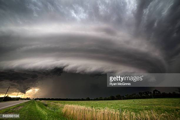 Burwell Supercell Landscape 1