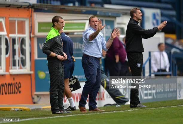 Bury FC manager David Flitcroft