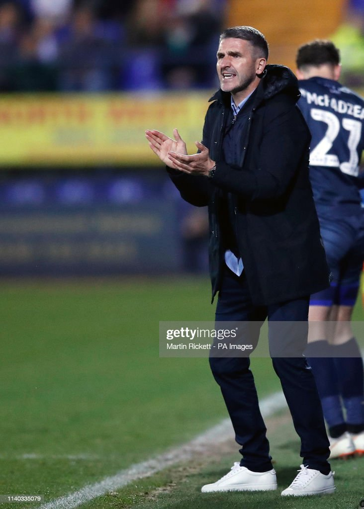 bury manager betting odds
