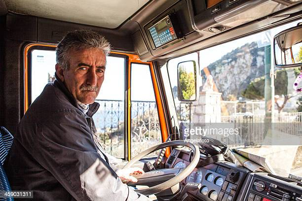 Controlador de Bus de Capri Island, Italia