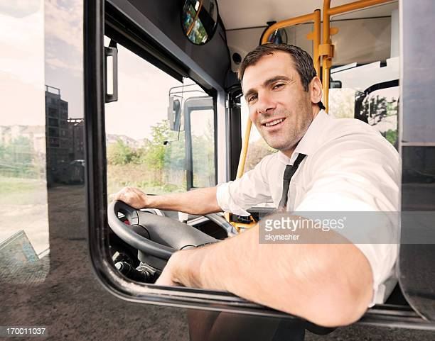 Bus driver.