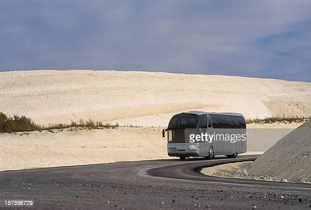 Bus de visite guidée