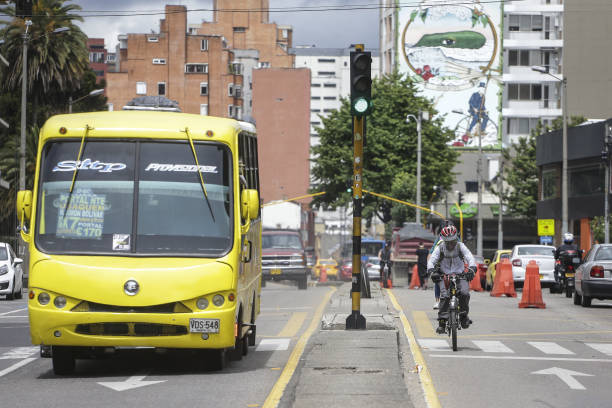 COL: Bogota Expands Bicycle Routes As Plan To Promote Social Distancing