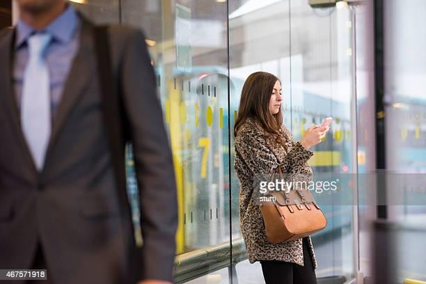 station de bus texter