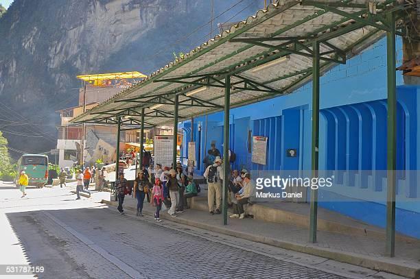 Bus Station to Machu Picchu Pueblo, Peru