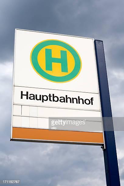 Bushaltestelle Hauptbahnhof