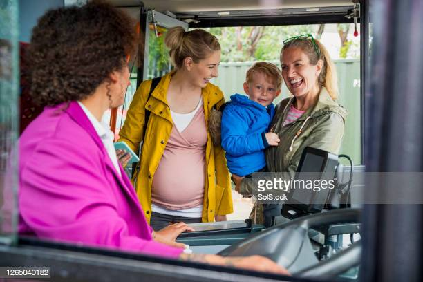 bus trip - bus stock pictures, royalty-free photos & images