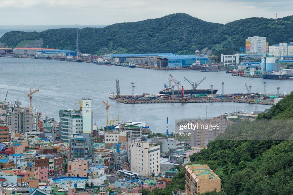 Busan Korea : Stock Photo