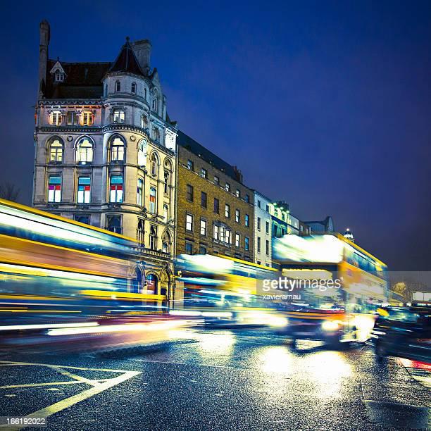 Los autobuses en Dublin