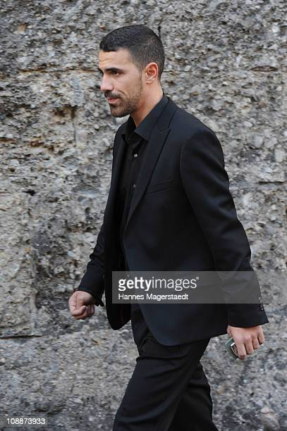 Bushido attends the memorial service for Bernd Eichinger at the St Michael Kirche on February 07 2011 in Munich Germany Producer Bernd Eichinger died...