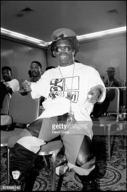 Bushwick Bill member of the Geto Boys in New Orleans United States 23 May 1992