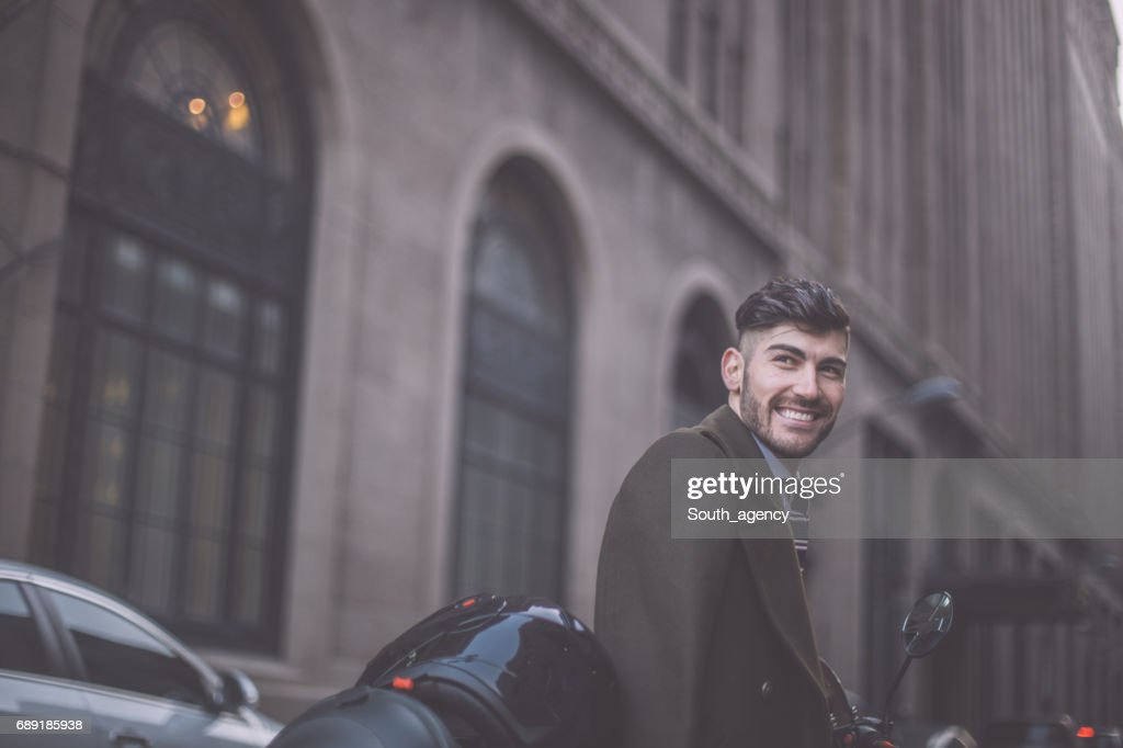 Business and pleasure : Stock Photo