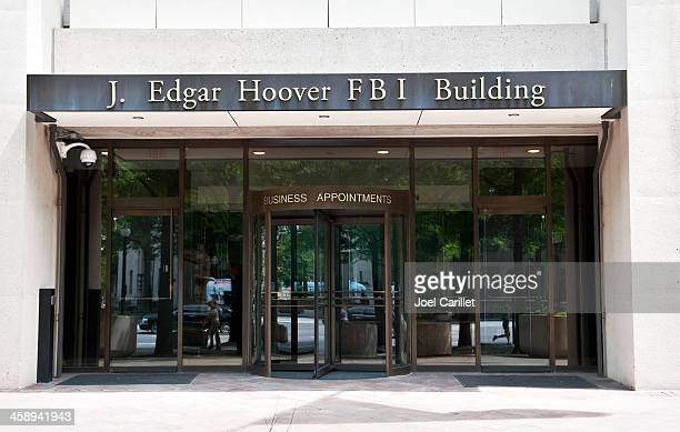 J. Edgar Hoover FBI Building in Washington DC