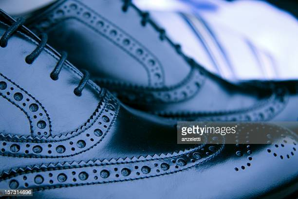 business attire - nette schoen stockfoto's en -beelden