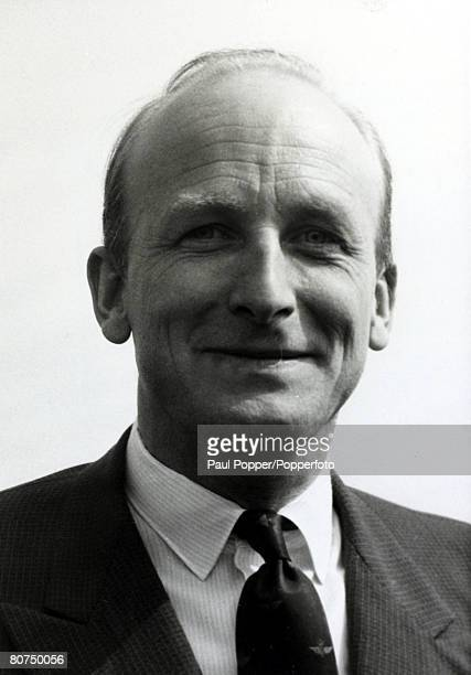 May 1962 MrHarold Bamberg Chairman and Managing Dirctor of Cunard Eagle Airways