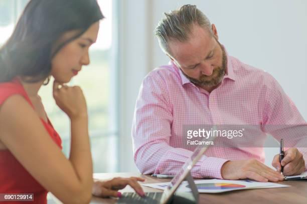 Session de Brainstorming d'affaires
