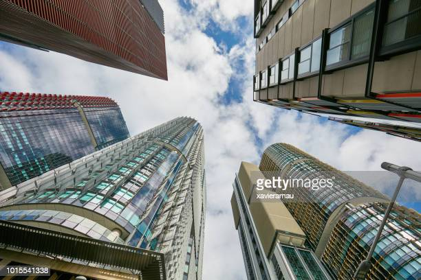 business buildings in sydney, australia - sydney stock pictures, royalty-free photos & images
