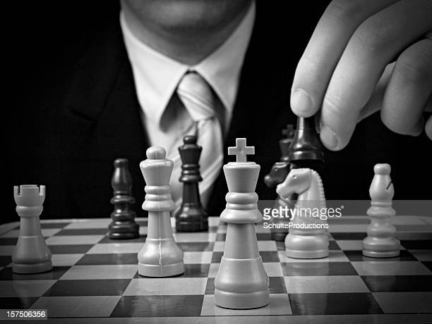 Business Chess Decision