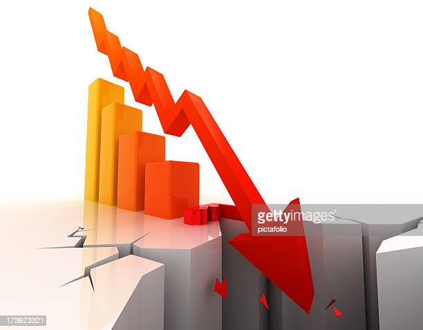 business collapse - interest rate stock pictures, royalty-free photos & images