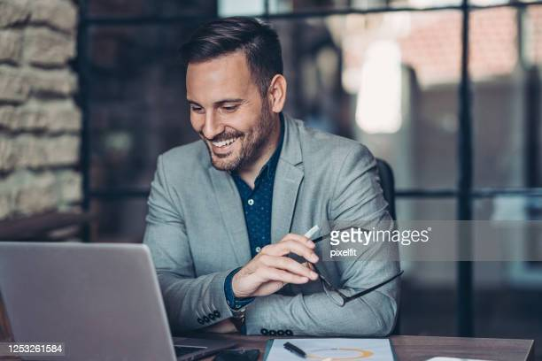 business communication - white blazer stock pictures, royalty-free photos & images