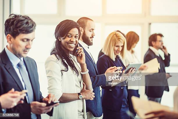 business communication - soft focus stock pictures, royalty-free photos & images