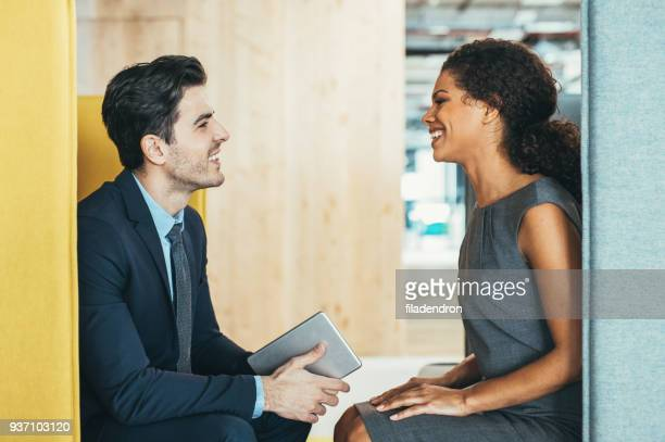 business communication - human relationship stock pictures, royalty-free photos & images