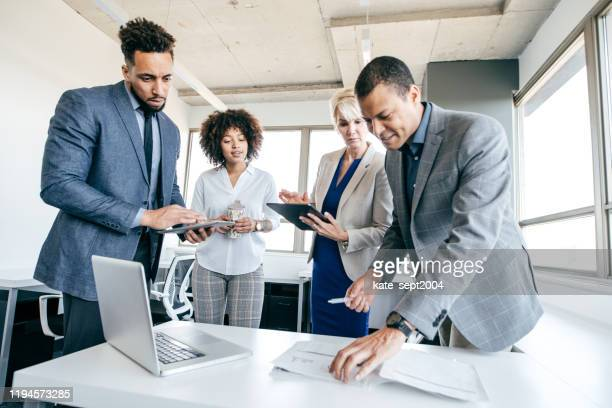 business concept in the office - network security stock pictures, royalty-free photos & images