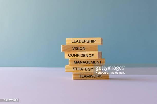 business concept - organizzazione concetto foto e immagini stock