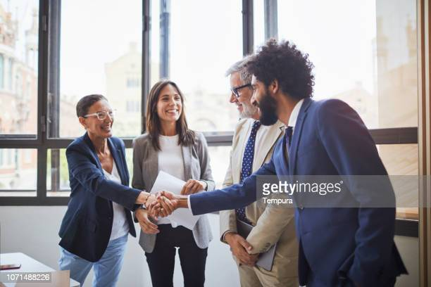 business concepts - agreement stock pictures, royalty-free photos & images