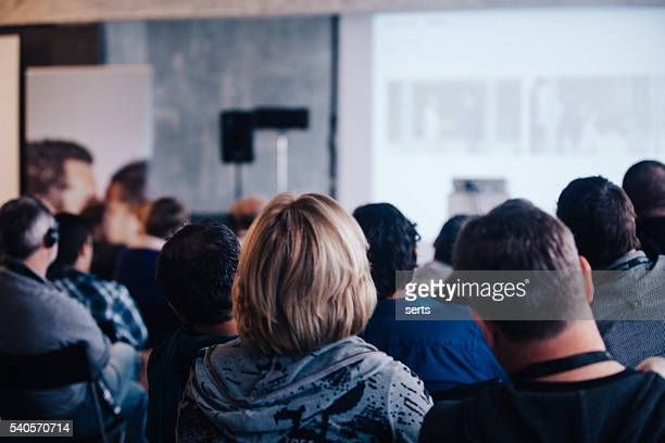 business conference - projection screen stock pictures, royalty-free photos & images