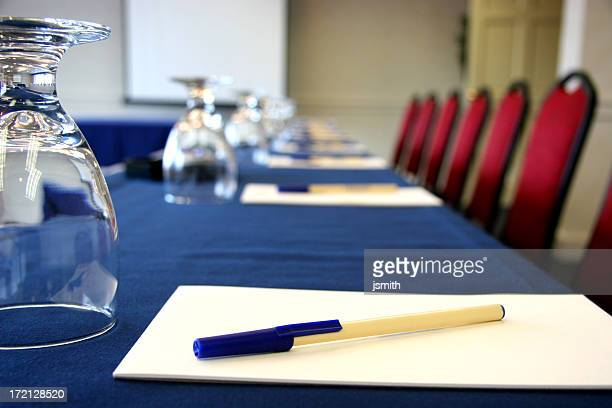 business conference room - tradeshow stock pictures, royalty-free photos & images
