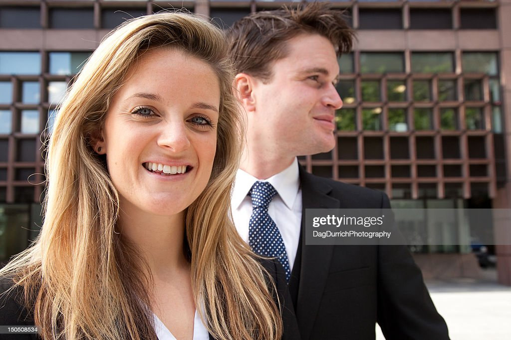 business couple : Stock Photo