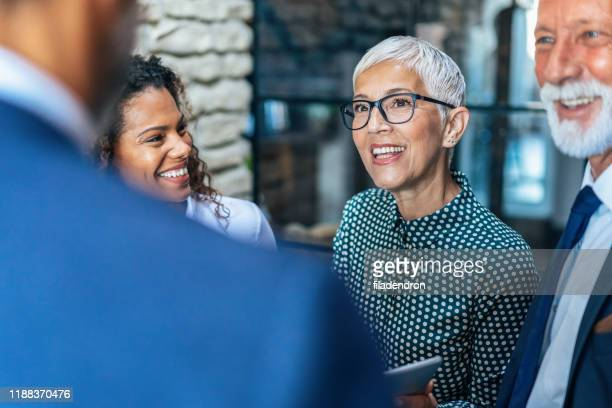 business discussion - mixed race person stock pictures, royalty-free photos & images