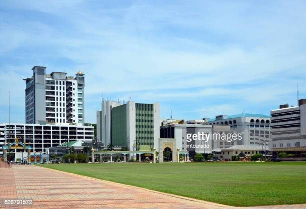 Business district, Bandar Seri Begawan, Brunei Darussalam
