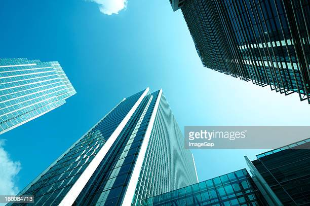 Business District, Corporate Buildings in London