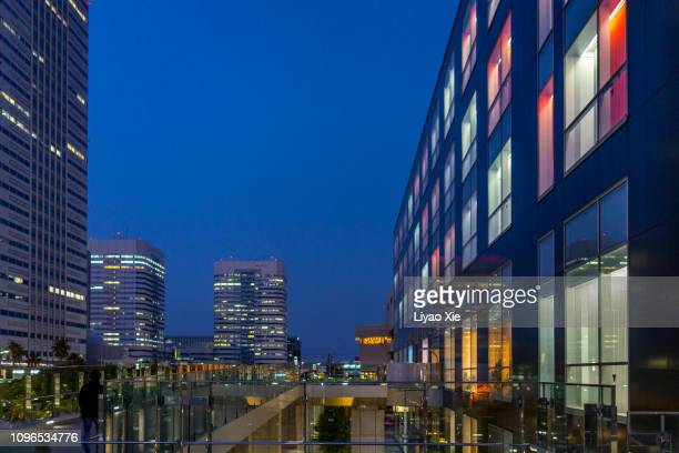 business district - liyao xie stock pictures, royalty-free photos & images