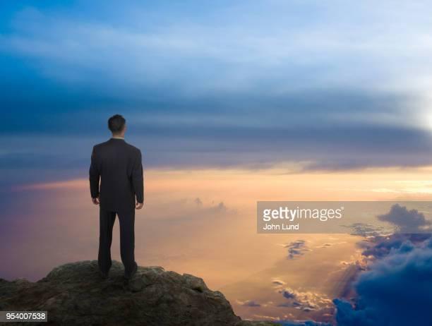 A Business Executive Contemplates The Future