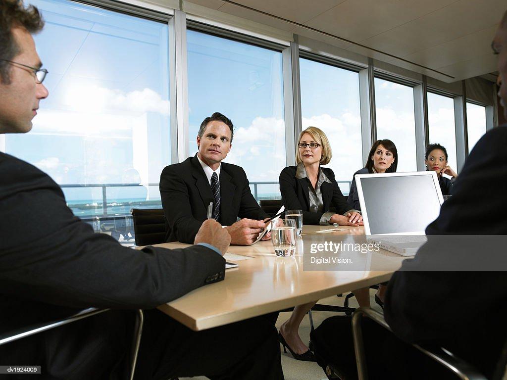 Girls lesbian business executives milf