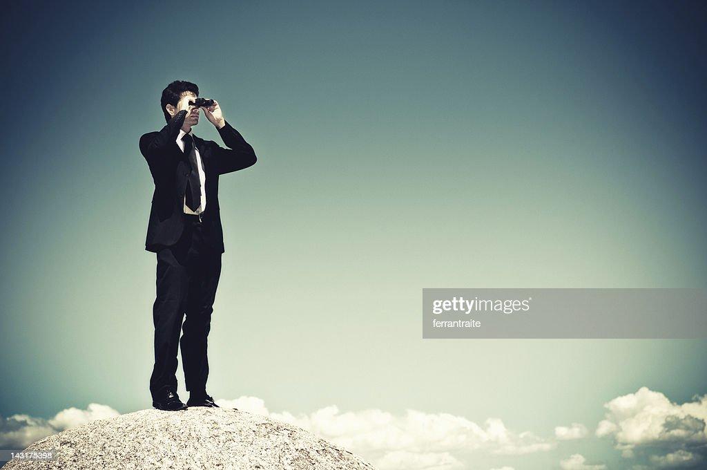 Business Forecast : Stock Photo