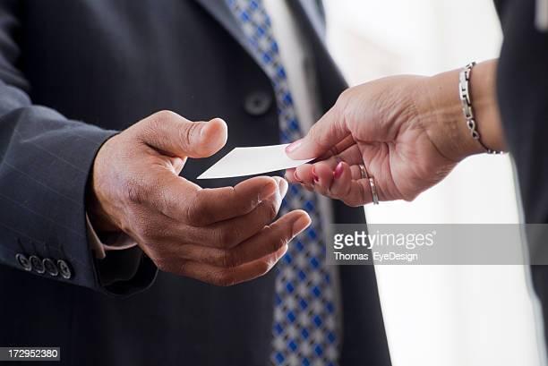 Business Handshake Series