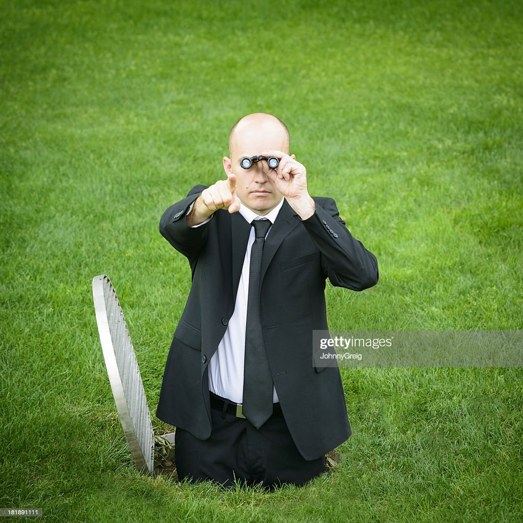 Business Headhunter : Stock Photo