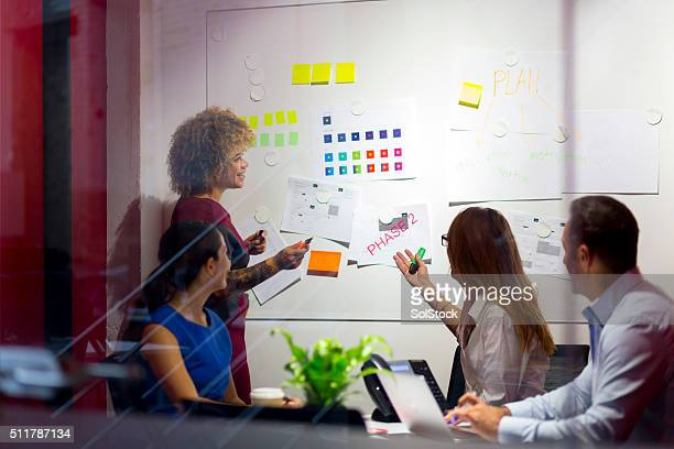 Business ideas shared!