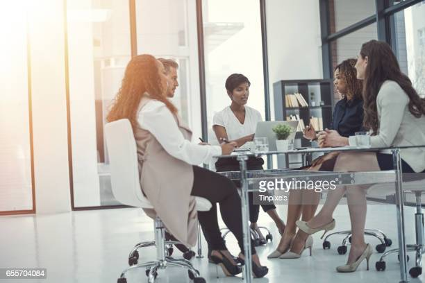 Business is built on successful collaboration