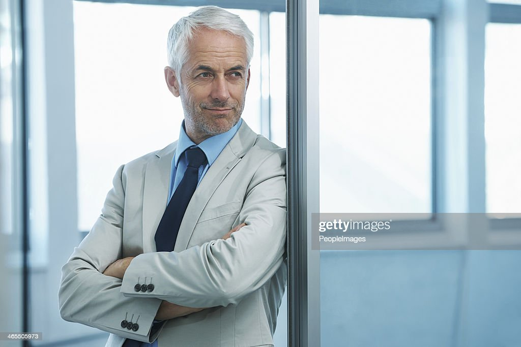 Business is good : Stock Photo