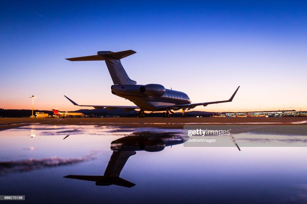 Business Jet : Stock Photo