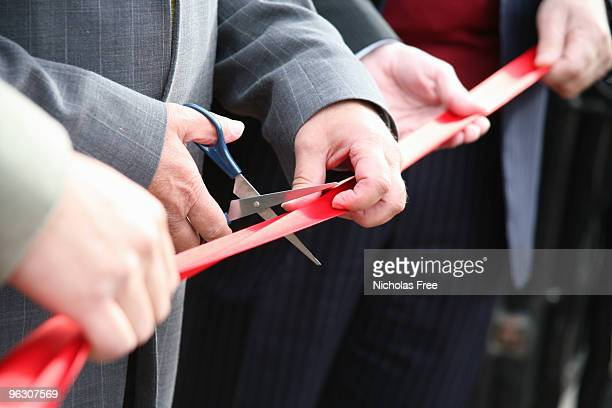 business launch2 - opening ceremony stock pictures, royalty-free photos & images