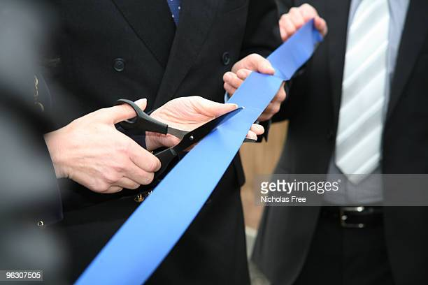 business launching - opening ceremony stock pictures, royalty-free photos & images