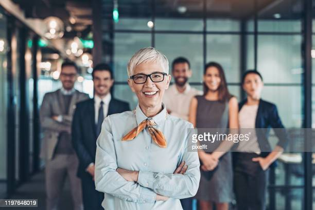 ビジネスリーダーシップ - エグゼクティブディレクター ストックフォトと画像