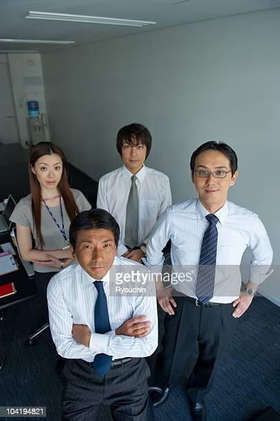 business life,team work,trust