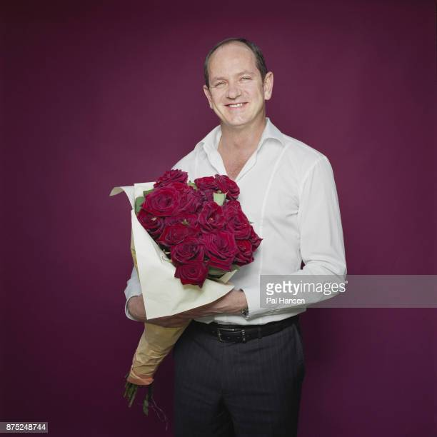 Business man and cofounder of Gaydar Henry Badenhorst is photographed for the Observer on June 18 2009 in London England